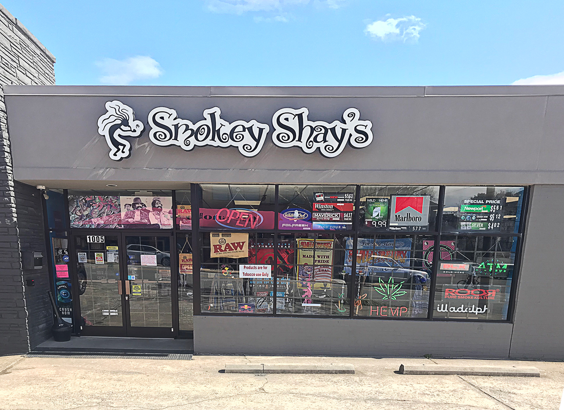 Tobacco Accessories, Head Shop, Vape Shop, Hookah & Gifts