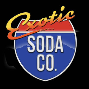 Exotic Sodas (FREE Random Pipe with Purchase!)