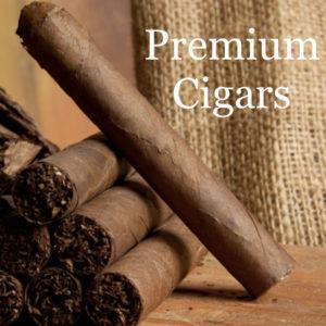 Premium Humidor Cigars