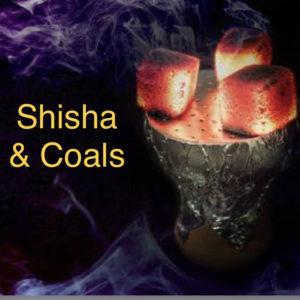 Hookah Shisha & Coals