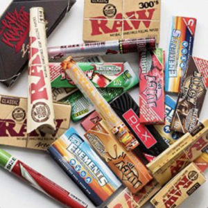 Hemp Wraps, Non-Tobacco Wraps, Papers & Cones